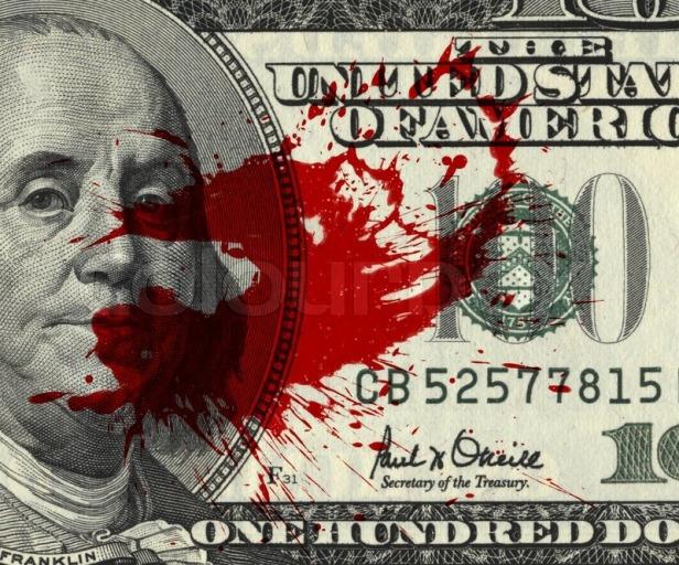 Dinero sangriento