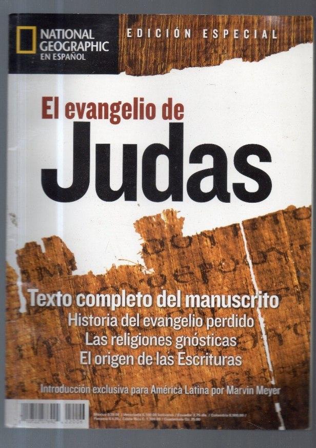 Evangelio Judas