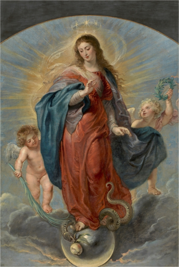 Inmaculada de Rubens