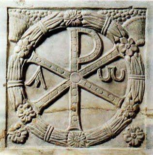 Crismón o Cristograma o Monograma de Cristo