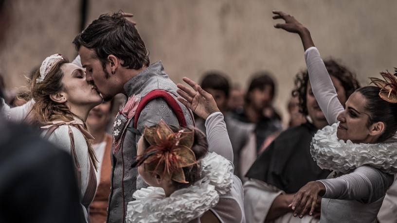 Romeo y Julieta íconos del amor romántico
