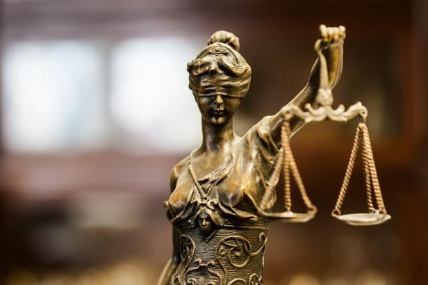 Themis, diosa de la justicia