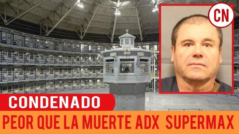 ADX Supermax cárcel de máxima seguridad en E.U.