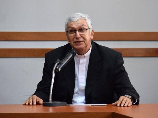 Monseñor Carlos Castillo Matasogglio
