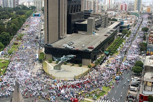 Marcha por la Vida de Lima