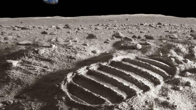 Hace 50 años el hombre pisó la Luna